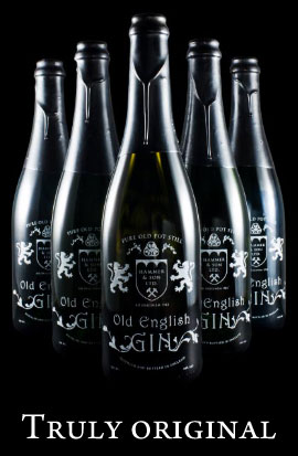 Old English Gin by Henrik Hammer.