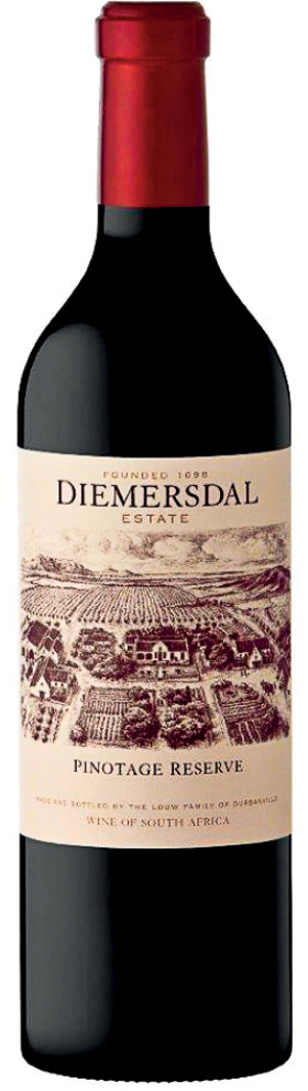Deimersdal Pinotage Reserve 2013