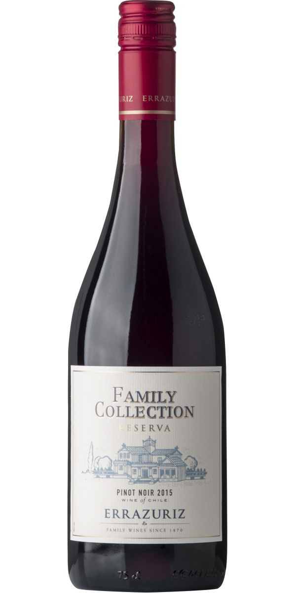 Errazuriz Family Collection Pinot Noir 2015