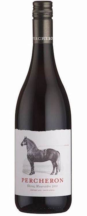 Percheron Shiraz/ Mouvedre 2014