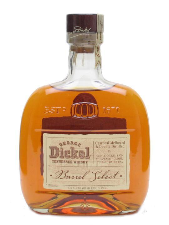 George Dickel Barrel select 43%