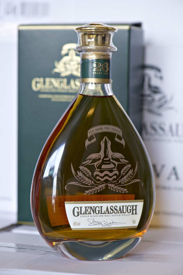 Glenglassaugh 26 år – 46% - Decanter