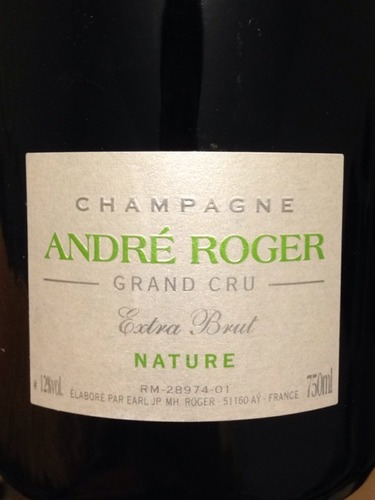 André Roger Extra Brut Nature