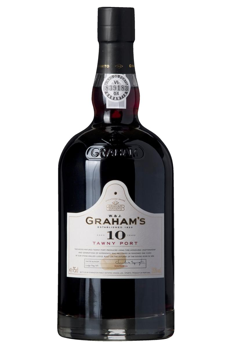 Graham's 10 years old Tawny