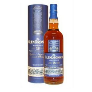 GlenDronach - 18 Years Old 46% ''Allardice''