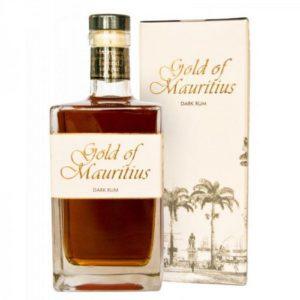 Gold Of Mauritius Dark Rom 40%