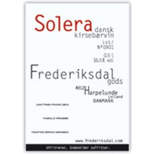 Fredriksdal Kirsebærvin SOLERA