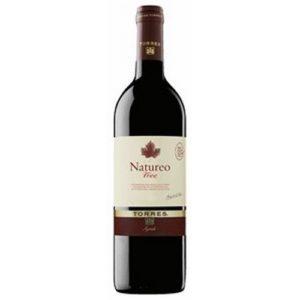 Alkoholfri rødvin - Natureo fra Torres