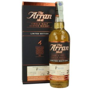 Arran Selected by Silver Seal 20 y.o. 51