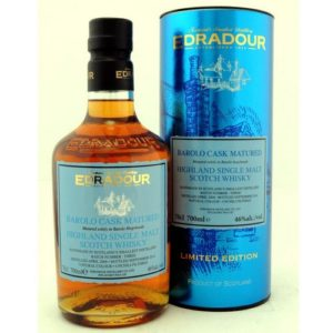 Edradour Barolo Cask Matured 9 Years 46%