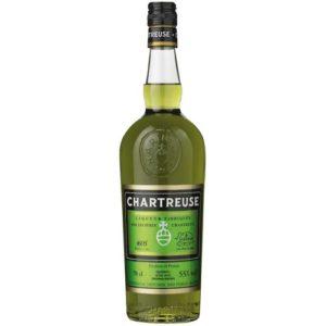 Chatreuse Verte - Grøn 40% 70cl