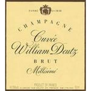 Cuvee William Deutz 1988