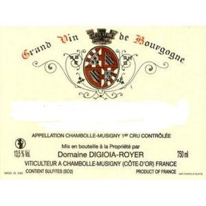 Domaine Digioia Royer Bourgogne Pinot Noir 2013