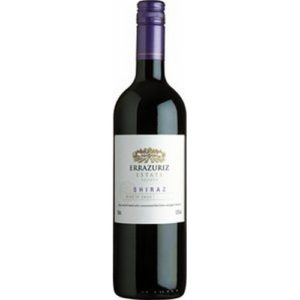 Errazuriz Estate Shiraz 2014