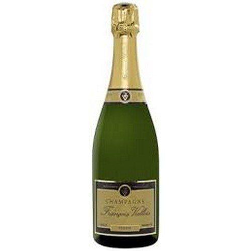 halvsød champagne