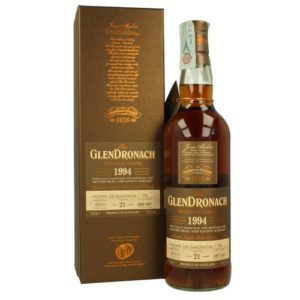 Glendronach Selected by Silver Seal 21 y.o. 54