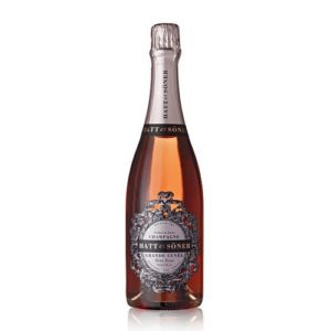 HATT et Söner Champagne Grande Cuvée Rosé