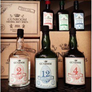 Gunroom 12 Botanicals Gin 40%