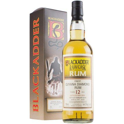 Blackadder Guyana 12 år Raw Cask 64