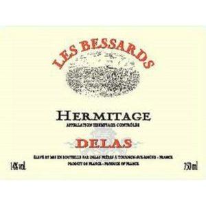 Delas Freres Hermitage Les Bessards 2001