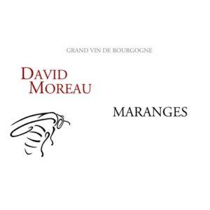 David Moreau Maranges Rouge 2014