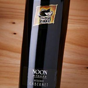 Noon Res. Cabernet Sauvignon 2014