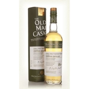 Linkwood 1996 - 16YO 50% Old Malt Cask