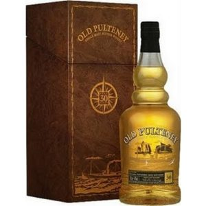 Old Pulteney 30 år (leveres i org.gavebox)