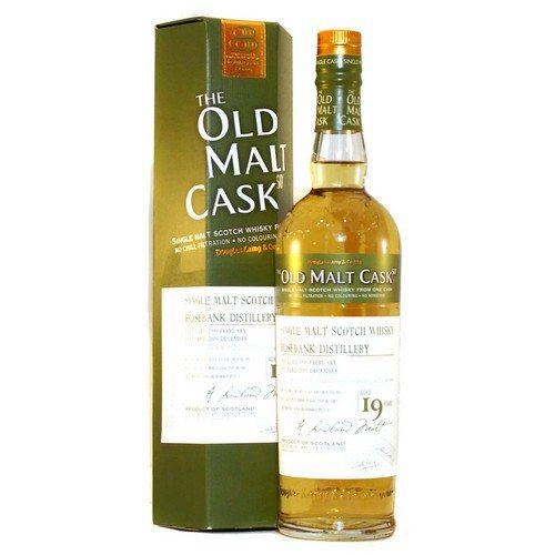 Rosebank 1990 19år Old Malt Cask 50%