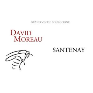 David Moreau Santenay Blanc 2014