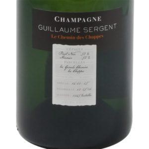 Guillaume Sergent Le Chemin des Chappes