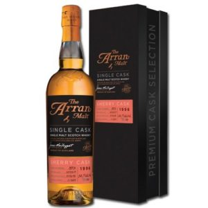 Arran Single Cask 1996 Sherry Cask 52