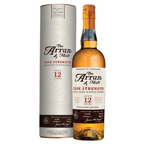 Arran 12 Years Old Cask Strength 54