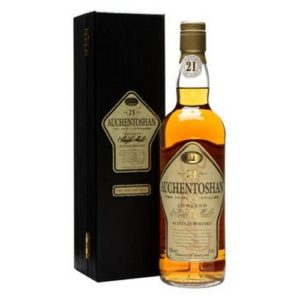 Auchentoshan 21 Year Old / Old Presentation