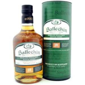 Edradour Ballechin 10års 50ppm