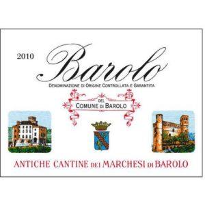 Barolo Comune di Barolo 2010 - Marchesi di Barolo 1