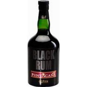Puntacana Black Rum 34%