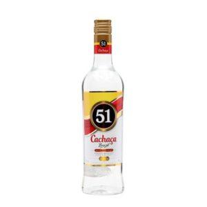Cachaca 51 Pirassungo 40%