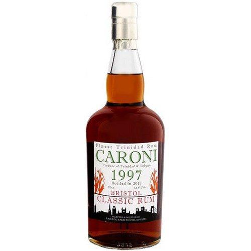 Bristol Caroni 1997 - 18 år 61