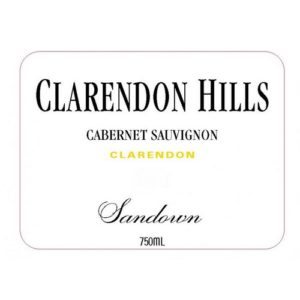 Clarendon Hill Sandown Carbernet Sauvignon 1998