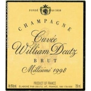Cuvee William Deutz 2006