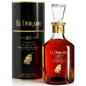 El Dorado Guyana rom 25 år