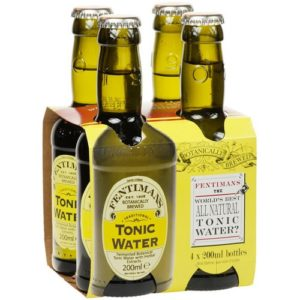 Fentimans tonic 4stk.