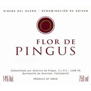 Flor de PINGUS 2007