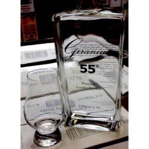 Geranium Gin 55%