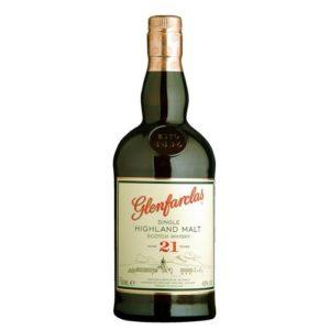 Glenfarclas 21 år 43%