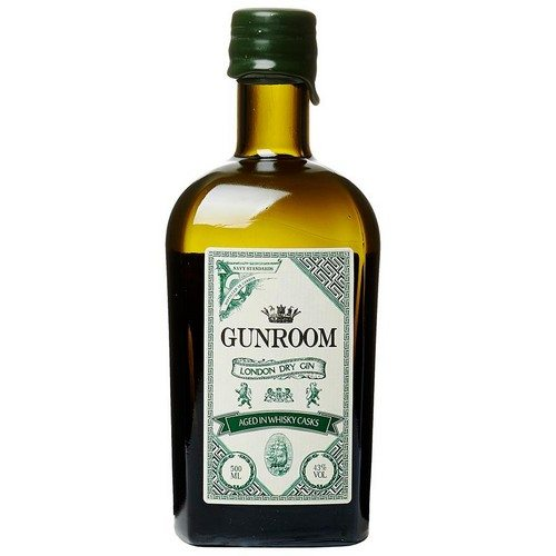 Gunroom Gin Aged in Whisky Casks 43%