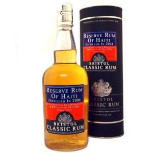 Bristol Rum Haiti 2004