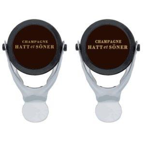 HATT et Söner Champagne Prop (Stopper)