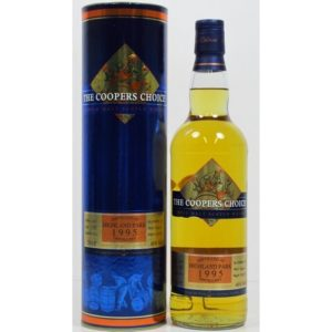 Highland park 1995/2012 16Years 46% Coopers Choice